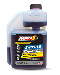 Моторное масло MAG 1® 2T 2-CYCLE MOTOR OIL (461мл)