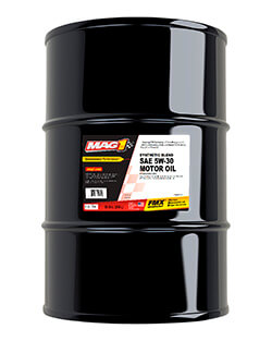 Моторное масло MAG 1® SYNTHETIC BLEND 5W-30 MOTOR OIL (208л)